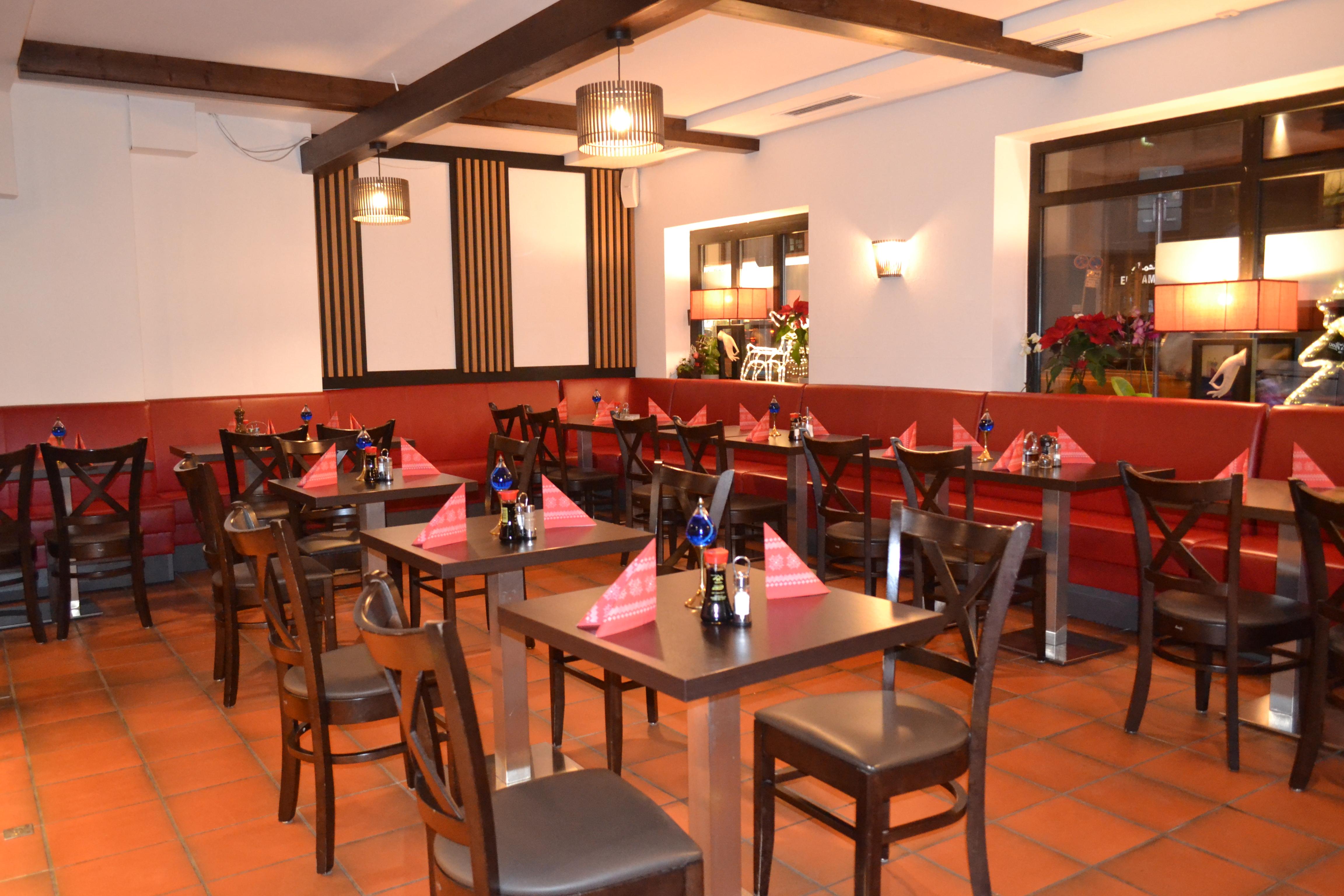 Asiatische Restaurant Yanyou am Harras in München